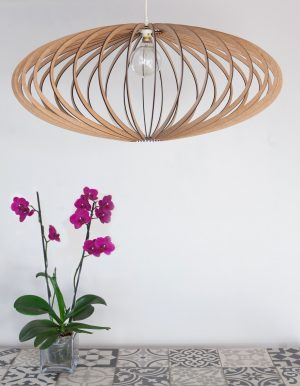The Pinotage pendant light