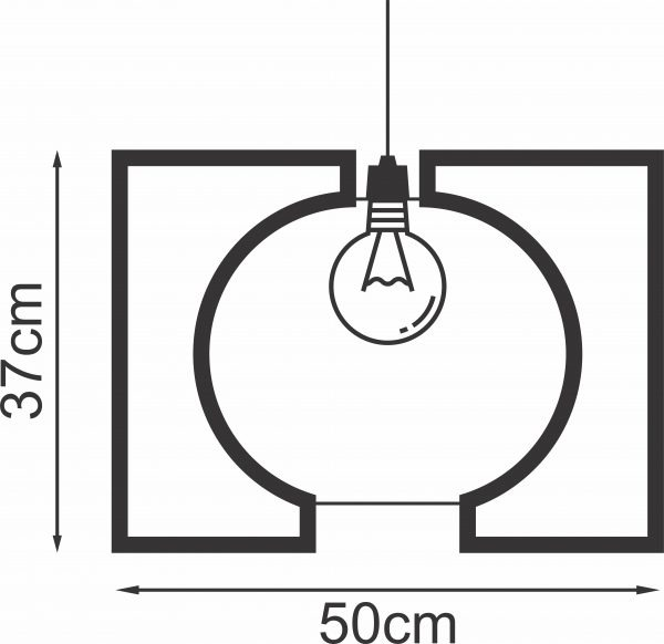 The Observatory pendant light