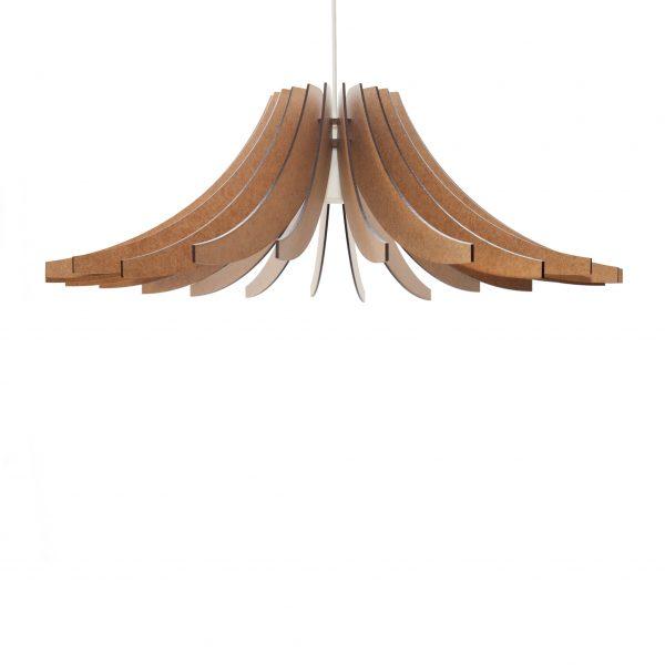 The Dahlia pendant light
