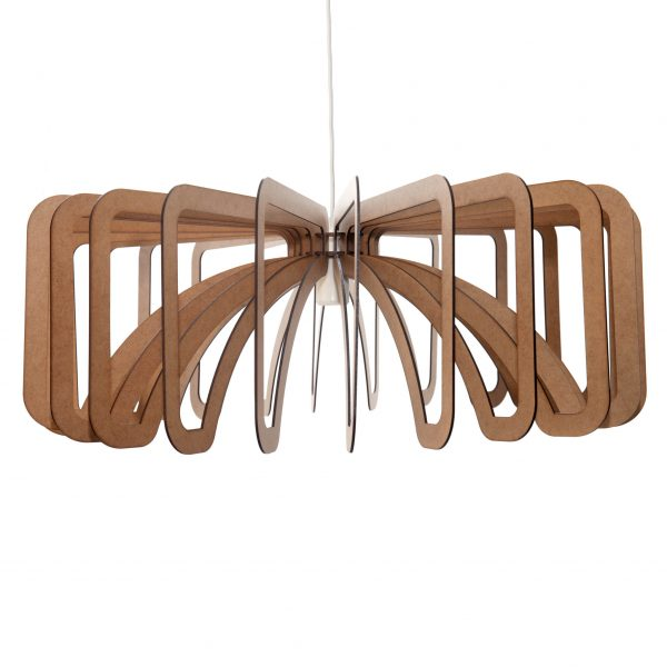 The Noordhoek pendant with continuous flow
